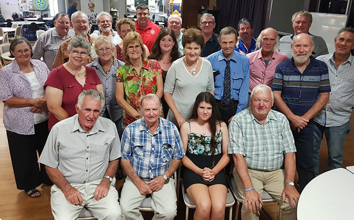 Lismore Poultry Club Christmas Party 2017
